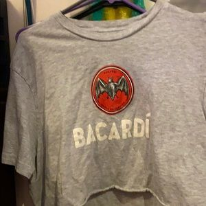 Tops - Bacardi crop top